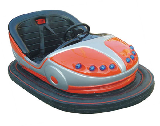 Battery bumper cars for funfairs