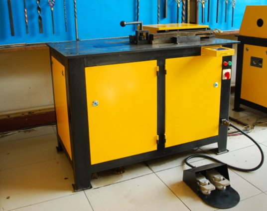 electric making coil machine