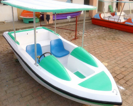 electric power paddle boats