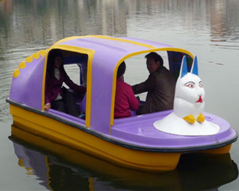 rabbit paddle boats for fun