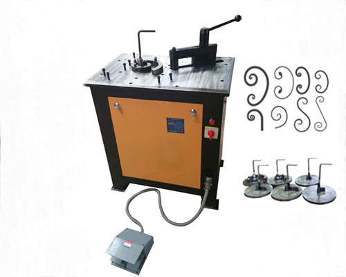 Scroll bending machines for sale