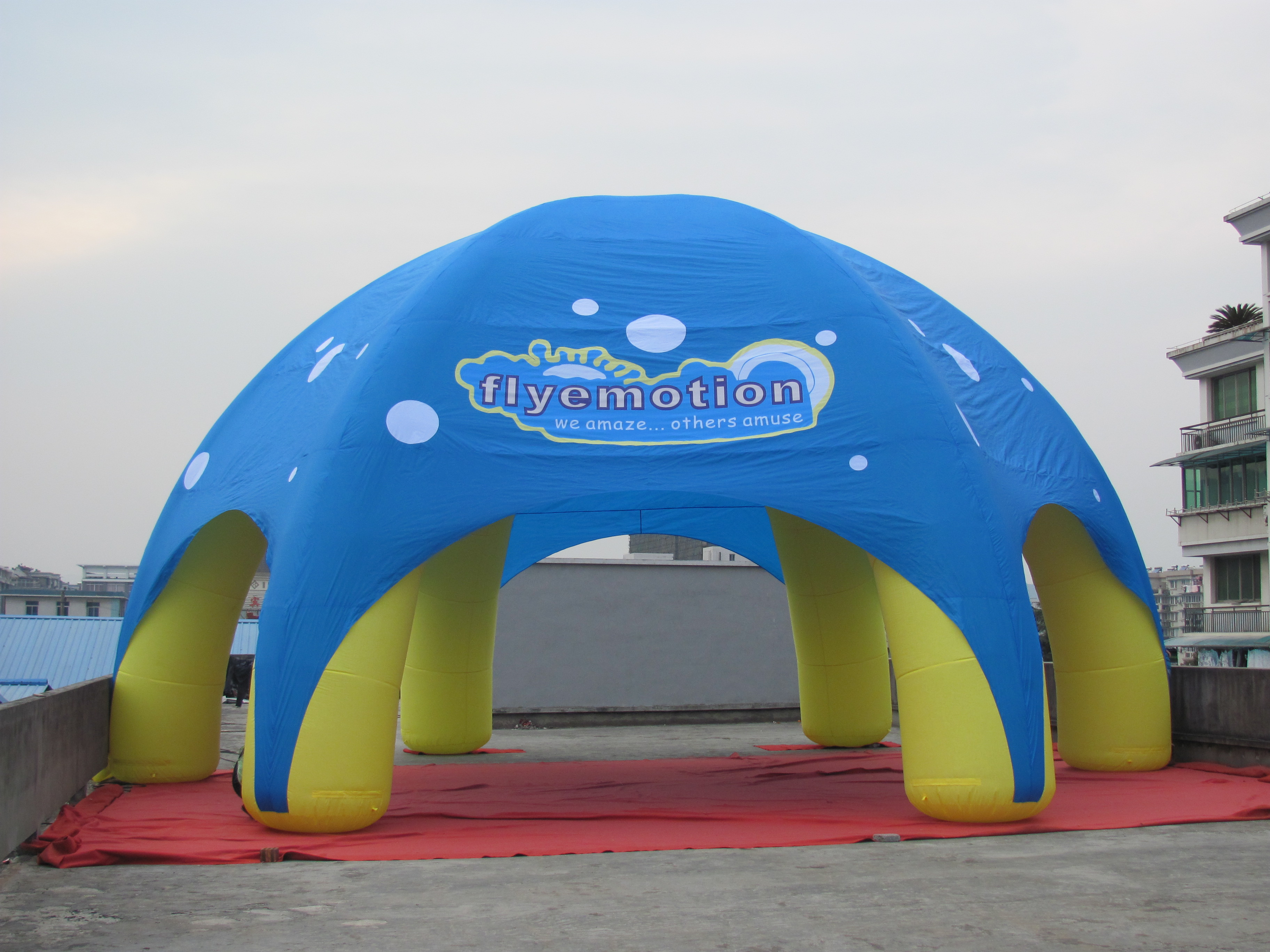 Commercial Inflatable Tent  for sale