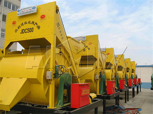 Concrete Mixers China for sale