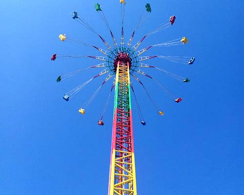 buy Swing Tower Rides from China