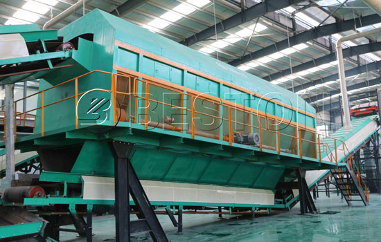 Reliable Waste Sorting Plant Manufacturer-Beston Machinery