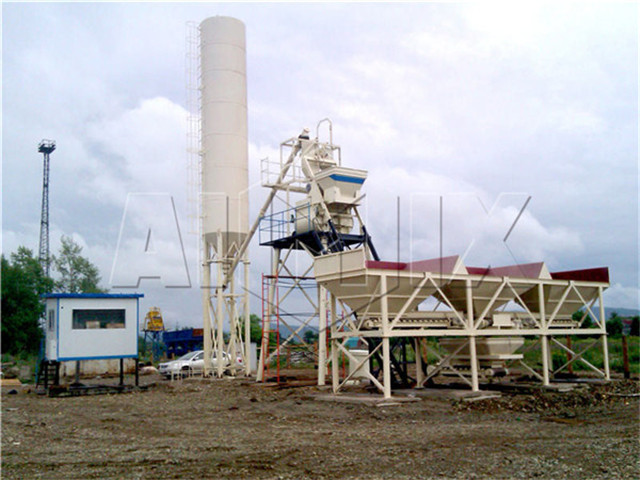 Mining Concrete Batching Plant
